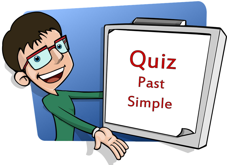 Quiz wiedzy z Past Simple